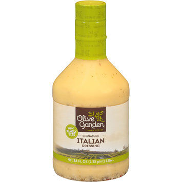 Olive Garden Signature Italian Dressing 36 fl. oz. Bottle