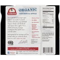 Aidells® Organic Chicken & Apple Smoked Chicken Sausage 12 oz. Pack