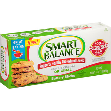Smart Balance® Original Buttery Sticks 4 ct Box