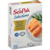 SeaPak™ Shrimp & Seafood Co. Selections Sesame Ginger Salmon 8 oz. Box