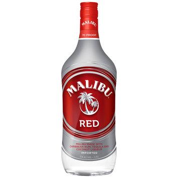 Malibu Rum Caribbean Red 1.75L Bottle