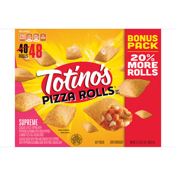 Totino's™ Supreme Pizza Rolls™ 48 ct Bag