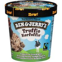 Ben & Jerry's® Truffle Kerfuffle Ice Cream 1 pt. Tub