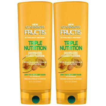 garnier® fructis® triple nutrition conditioner