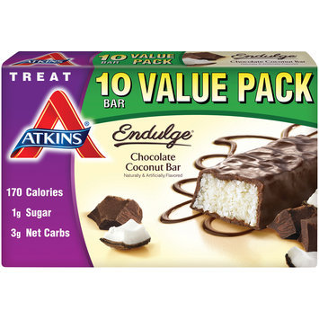 Atkins® Endulge® Chocolate Coconut Bar 10-1.4 oz. Box