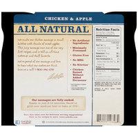 Aidells® Chicken & Apple Smoked Chicken Sausage Twin Pack 24 oz. Pack