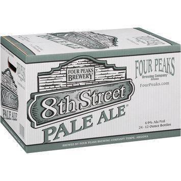 8th Street® Pale Ale 24-12 fl. oz. Glass Bottles