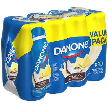 Dannon® Danone® Dairy Drink Pina Colada 7 fl. oz. 8 pack