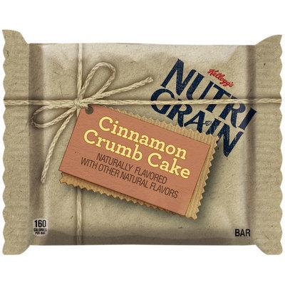 Kellogg's® Nutrigrain® Cinnamon Crumb Cake 1.41 oz. Bar