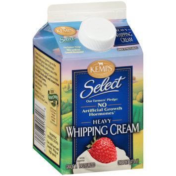 Kemps® Select Heavy Whipping Cream 1 pt. Carton