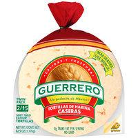 Guerrero® Soft Taco Flour Tortillas 62.5 oz. Bag