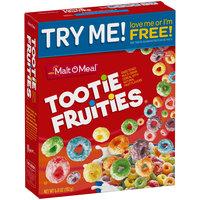 Malt-O-Meal® Tootie Fruities® Cereal 6.8 oz. Box