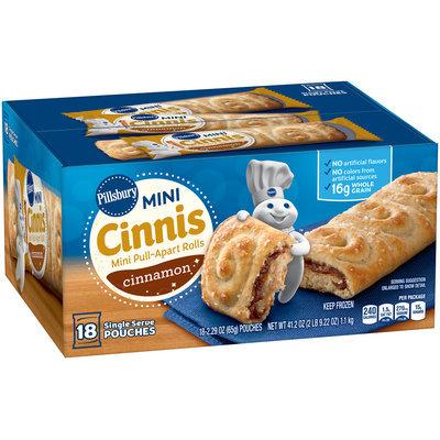 Pillsbury Mini Cinnis Cinnamon Mini Pull-Apart Rolls