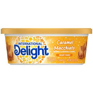 International Delight Caramel Macchiato Creamy Yogurt