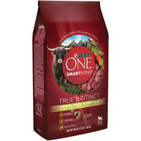 PURINA ONE® SmartBlend True Instinct Grain-Free Formula with Real Beef & Sweet Potato Dog Food