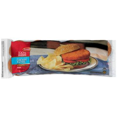 Tyson® Chicken Patties 59.2 oz. Bag