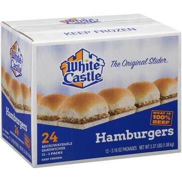 White Castle® Hamburgers