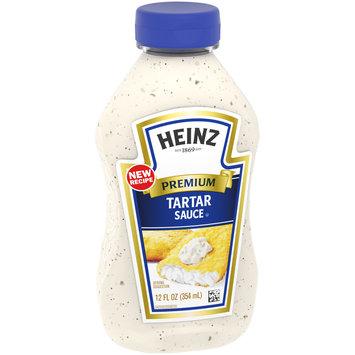 Heinz Premium Tartar Sauce 12 fl. oz. Bottle