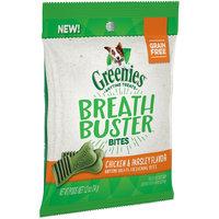 Greenies™ Breath Buster™ Bites Chicken & Parsley Flavor Dog Treats 1.2 oz. Bag