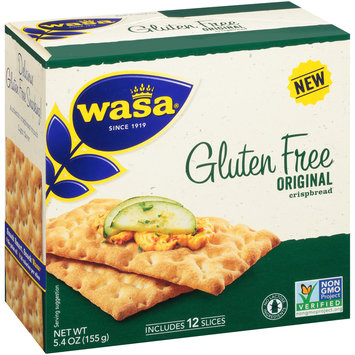 Wasa® Gluten Free Original Crispbread 5.4 oz. Box