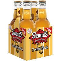 Stewart's® Fountain Classics® Cream Soda 4-12 fl. oz. Bottles