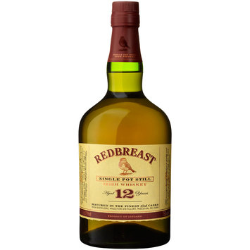 Redbreast Whiskey Ireland 12 Yo 750ml Bottle