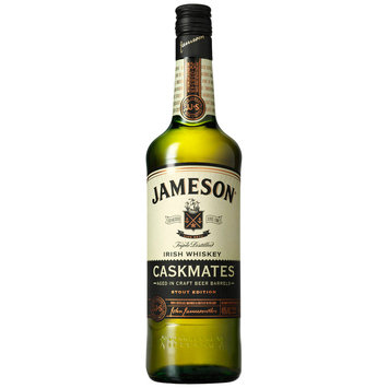 Jameson Irish Whiskey Ireland Caskmates 750mL Bottle