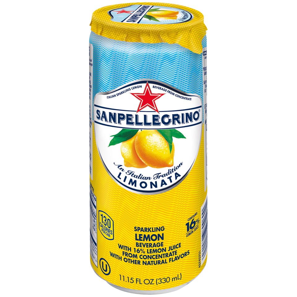 San Pellegrino® Limonata Sparkling Lemon Beverage
