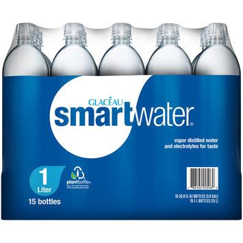 Glaceau Smart Water® Water 15-33.8 fl. oz. Plastic Bottles