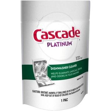 Cascade® Platinum™ Fresh Scent Pac™ Dishwasher Cleaner