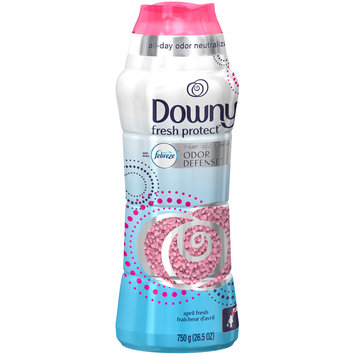 Downy® Fresh Protect™ with Febreze™ Odor Defense™ April Fresh Scent Booster 26.5 oz. Plastic Bottle