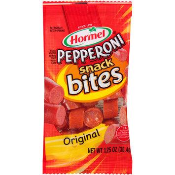 hormel® original pepperoni snack bites