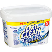 OxiClean™ White Revive Laundry Whitener + Stain Remover 3.5 lb Tub