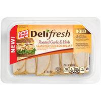 Oscar Mayer Deli Fresh Roasted Garlic & Herb Seasoned Chicken Breast 8 oz. Tub