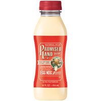 Promised Land® Dairy Limited Edition Old-Fashioned Egg Nog 14 fl. oz. Bottle