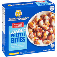 Auntie Anne's® Pepperoni & Cheese Loaded Pretzel Bites