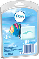 Wax Melt Febreze Wax Melts Fresh Sky Air Freshener (1 Count, 2.75 oz)