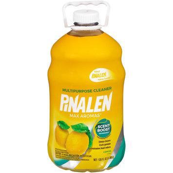 Pinalen Max Aromas® Lemon Multipurpose Cleaner 128 fl. oz. Bottle