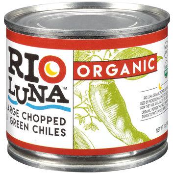 Rio Luna™ Organic Large Chopped Green Chiles 7 oz. Can