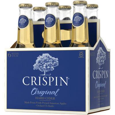 Crispin® Original Hard Cider 6-12 fl. oz. Bottles
