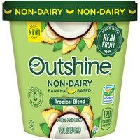 Outshine Tropical Blend Frozen Fruit Blend 14 fl. oz. Carton