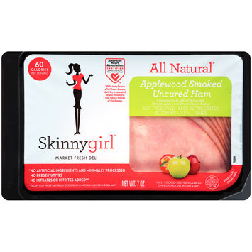 Skinnygirl™ Applewood Smoked Uncured Ham 7 oz. Pack