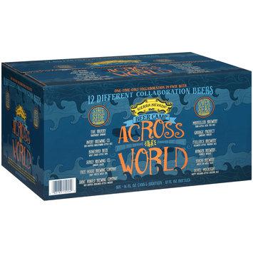 Sierra Nevada® Beer Camp® Beers Across the World Variety Pack 6-16 fl. oz. Cans & 18-12 fl. oz. Bottles