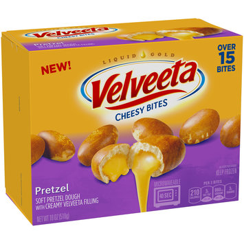 Velveeta Pretzel Cheesy Bites 18 oz. Box