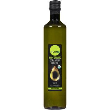 Mario® 100% Organic Extra Virgin Olive Oil 25.3 fl. oz. Plastic Bottle