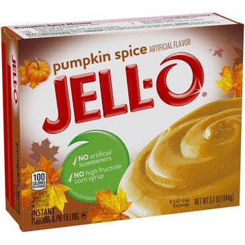 Jell-O® Pumpkin Spice Instant Pudding & Pie Filling Mix 5.1 oz. Box
