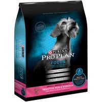 Purina Pro Plan Focus Adult Sensitive Skin & Stomach Small Breed Salmon & Rice Formula Dog Food 16 lb. Bag