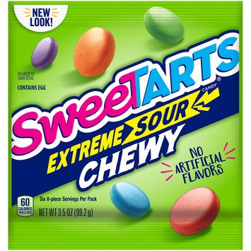 SWEETARTS Chewy Sours 3.5 oz. Bag