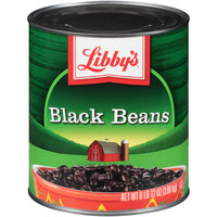 Libby's® Black Beans 6.75 lb. Can
