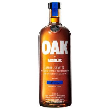 Absolut Vodka Sweden Oak 1L Bottle
